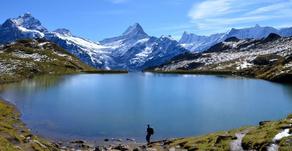 Lake in Grindelwald