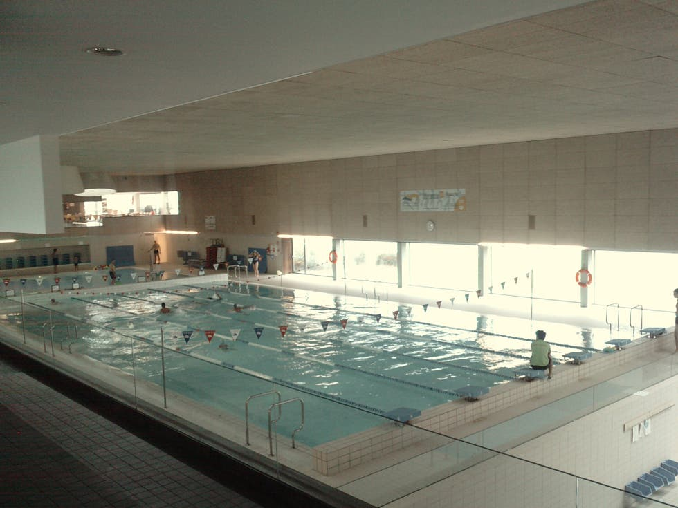 Photos of public indoor swimming pool images for Piscina municipal
