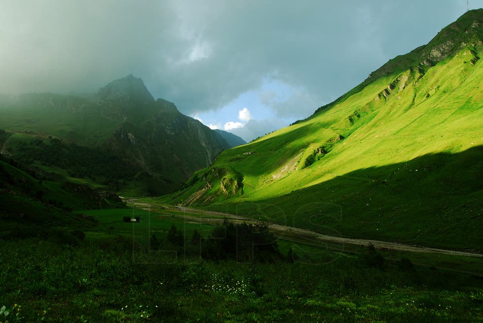 Green in Bourg-Saint-Maurice