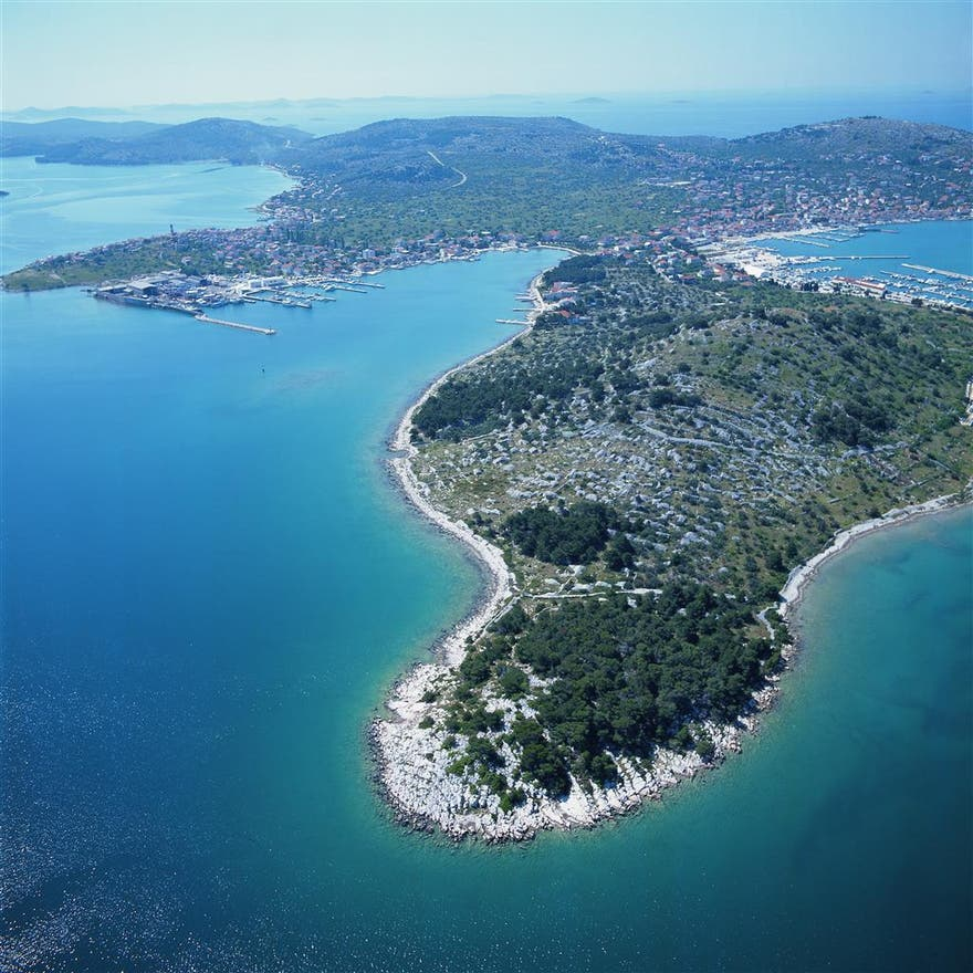 Aerial Photography in Primošten