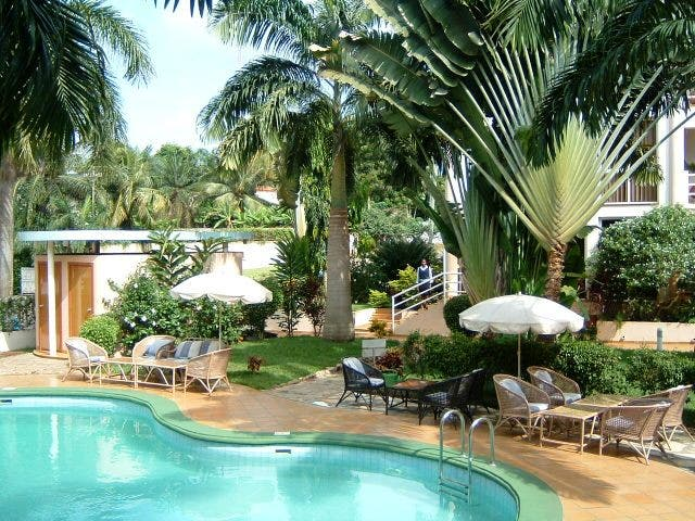 Vacation in Greater Accra Region