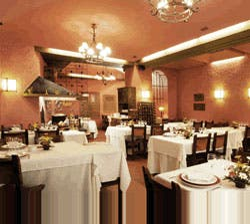 Sala en Restaurante Summa Restaurante