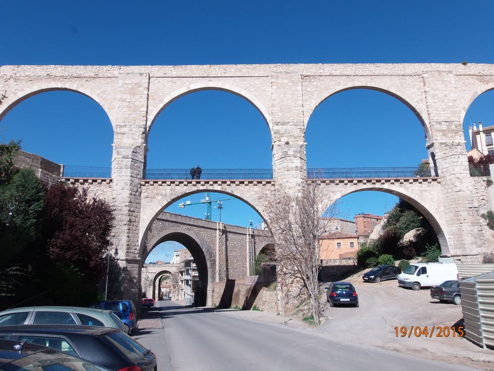 Bridge in Teruel