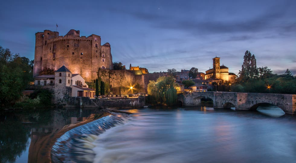 River in Clisson