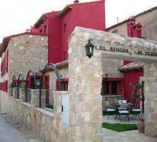 Pueblo en Casa Rural El Rincón De Tejeda