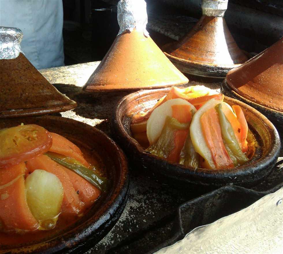 Comida asiática em Azru