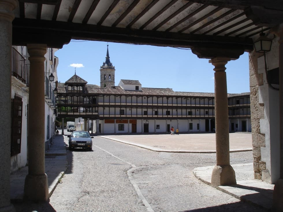 Mar en Tembleque