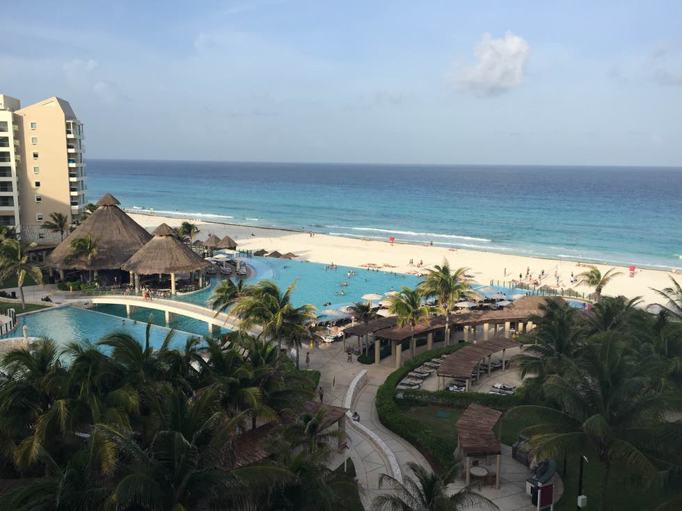 Playa en The Westin Lagunamar Ocean Resort Villas & Spa Cancun