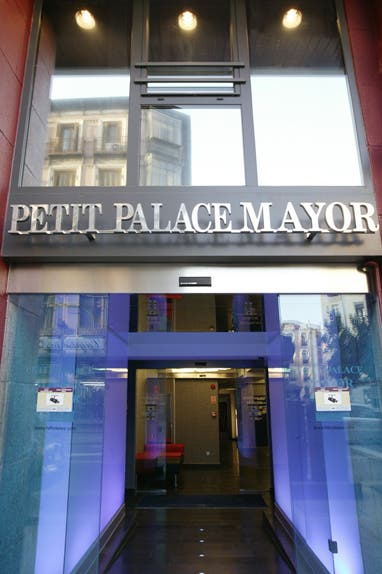 Hotel Petit Palace Mayor Plaza