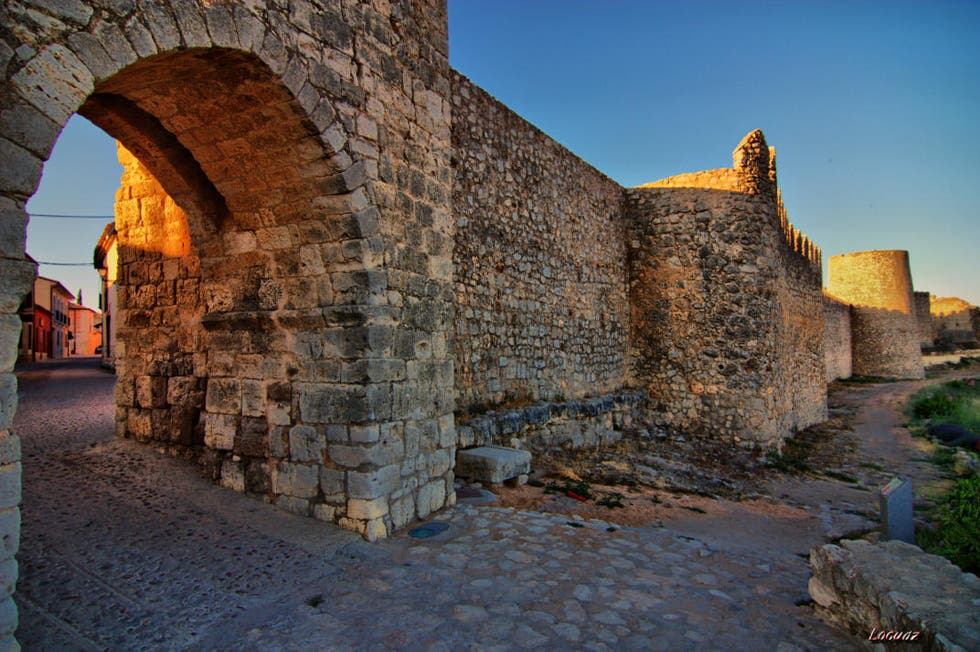 Fortification in Valladolid