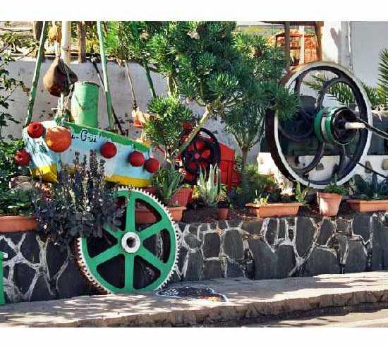 Toy in La Aldea de San Nicolás