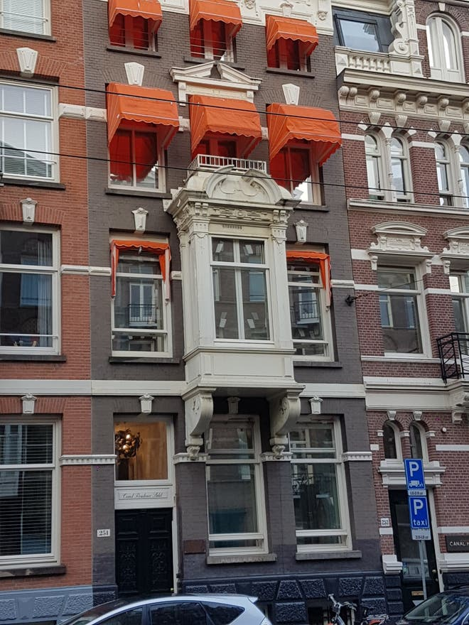 Photos de village amsterdam canal hotel amsterdam for Agrandissement maison zone nh