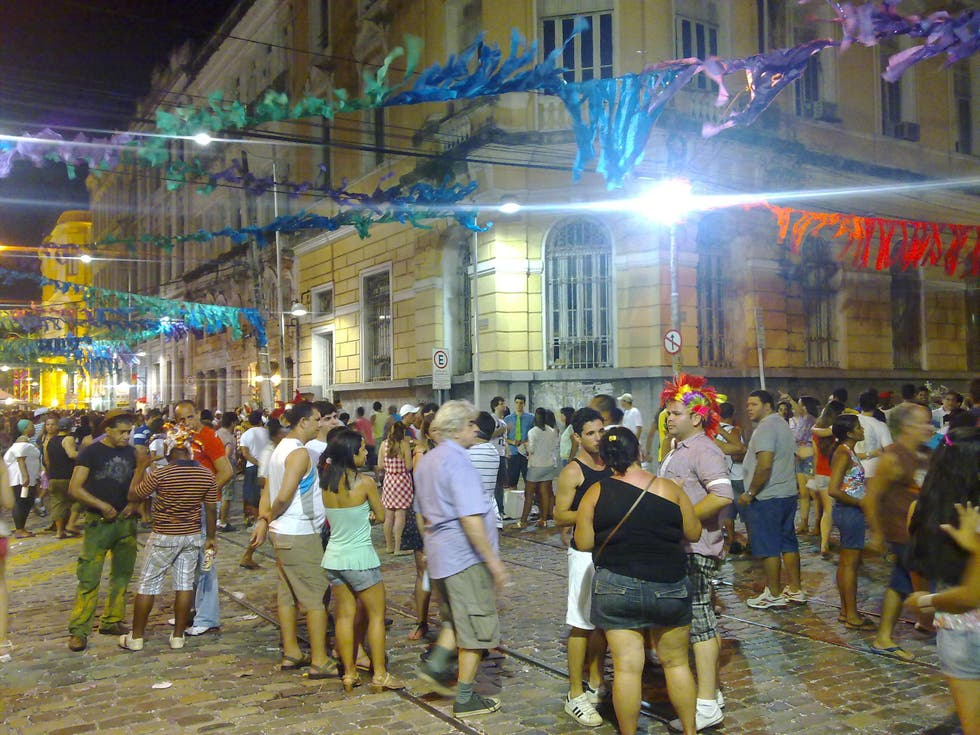 Ciudad en Carnaval do Recife