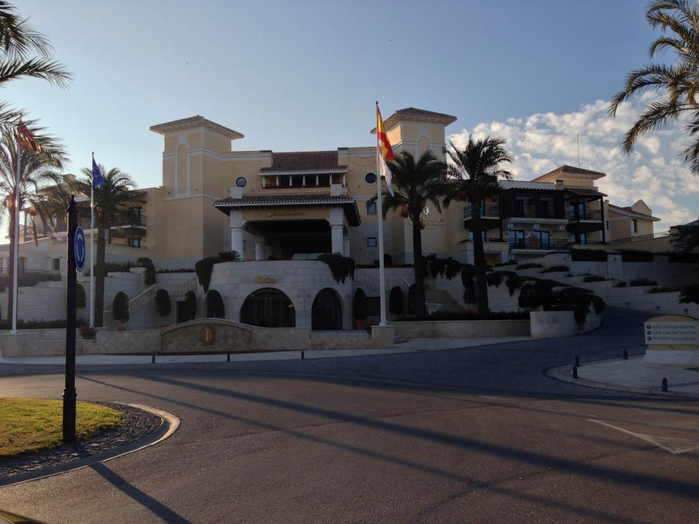 Arquitectura en InterContinental Mar Menor Golf Resort and Spa