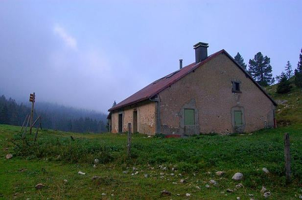 House in Mijoux