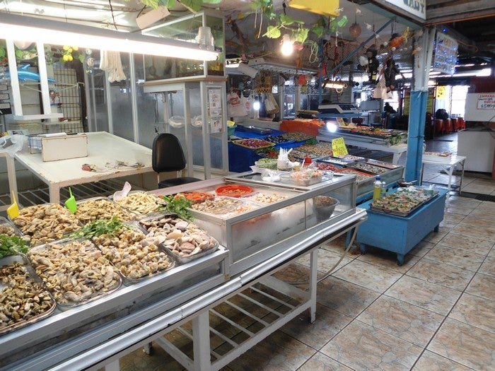 Photos of fish market images for Fish buffet near me