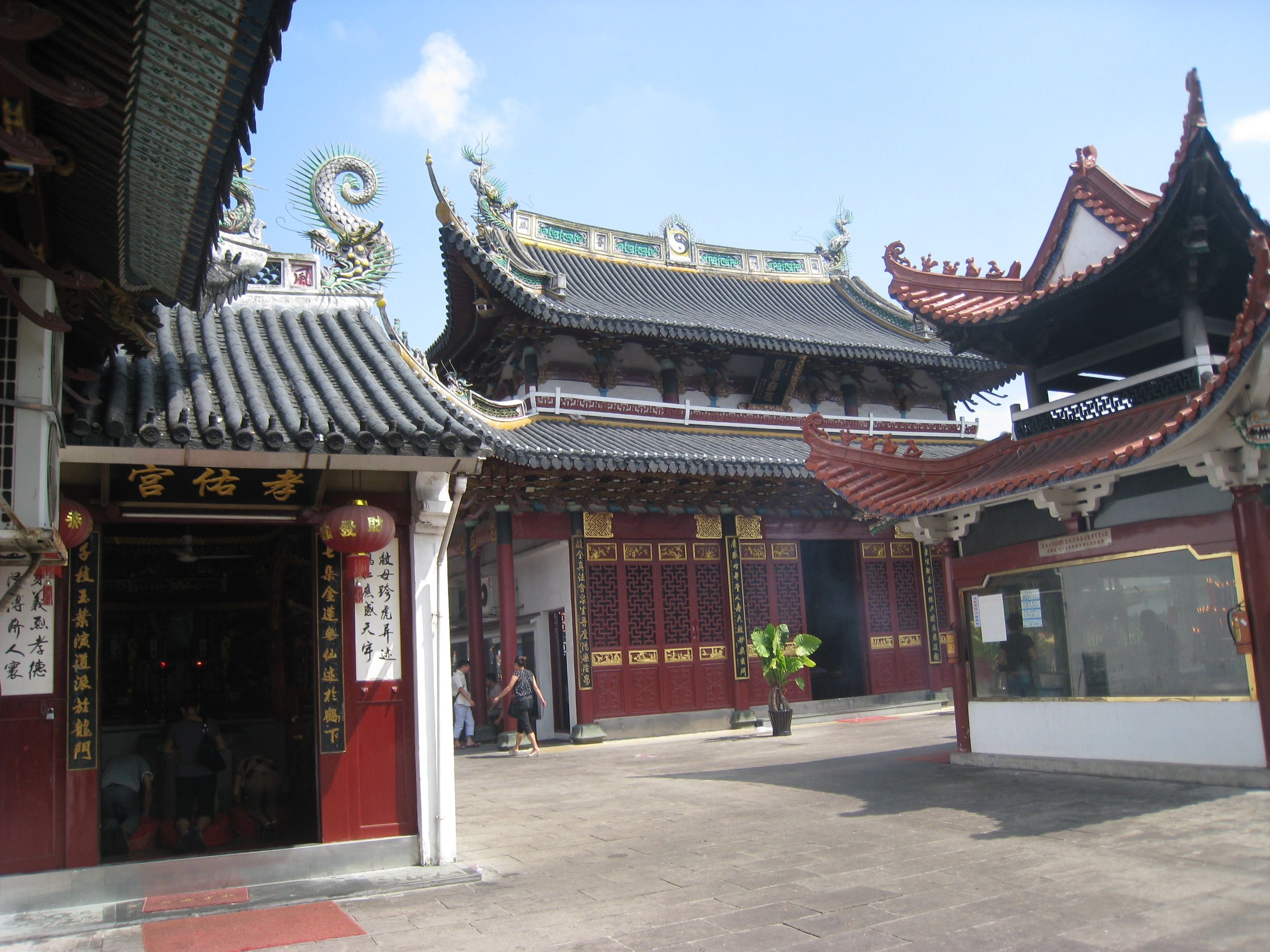 Palace in Wenzhou