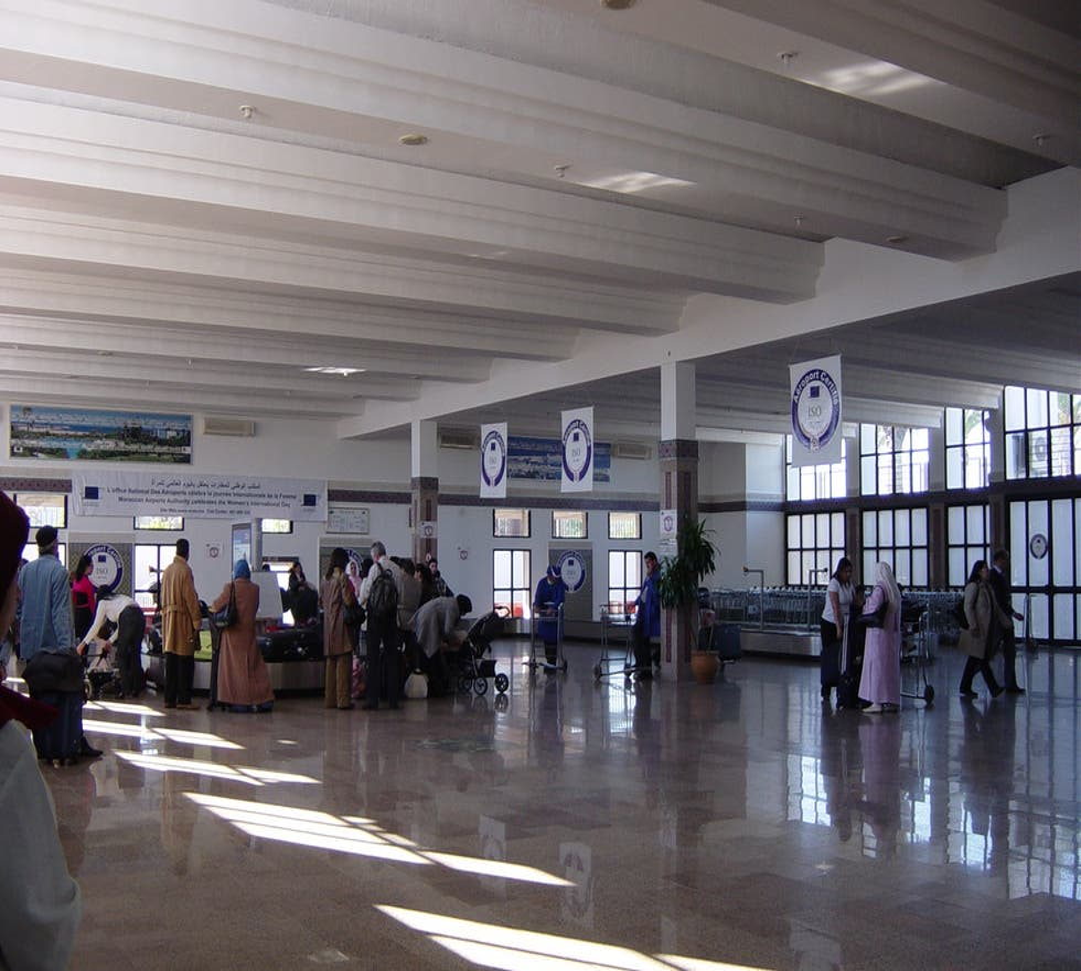 Transporte en Aeropuerto de Tánger