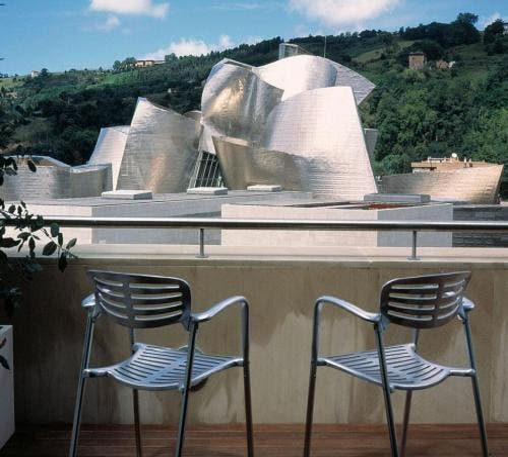 Mueble en Gran Hotel Domine Bilbao