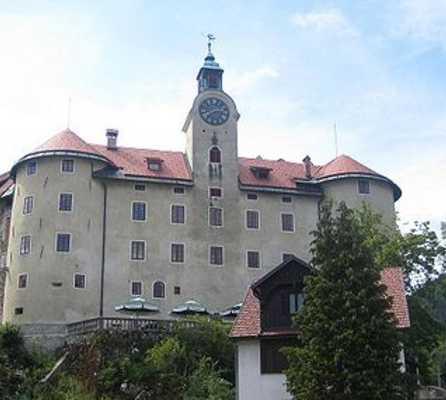 Château à Idrija