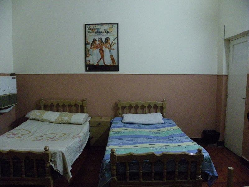 Finca en New Palace Hostel