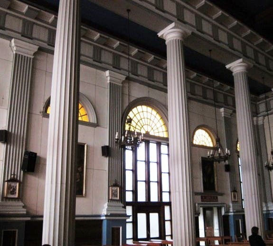 Columna en Arquidiócesis