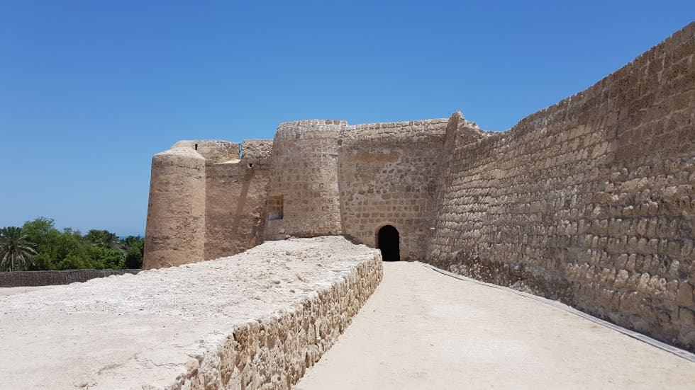 Fortification in Manama