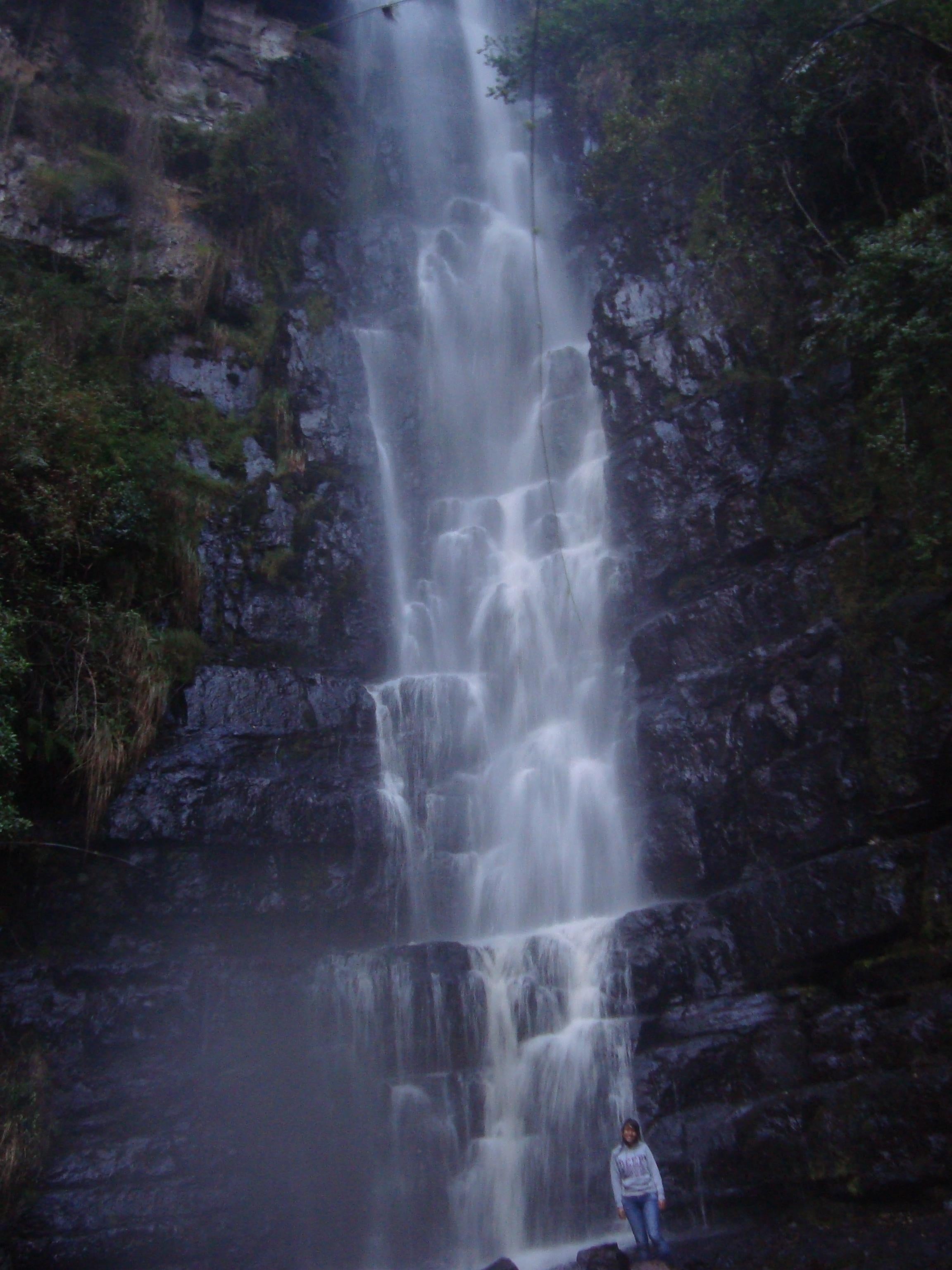 Catarata en Sotaquirá