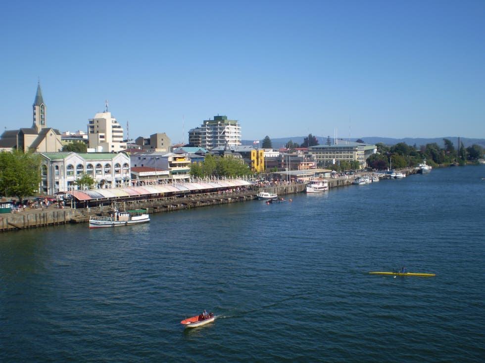 Body Of Water in Valdivia