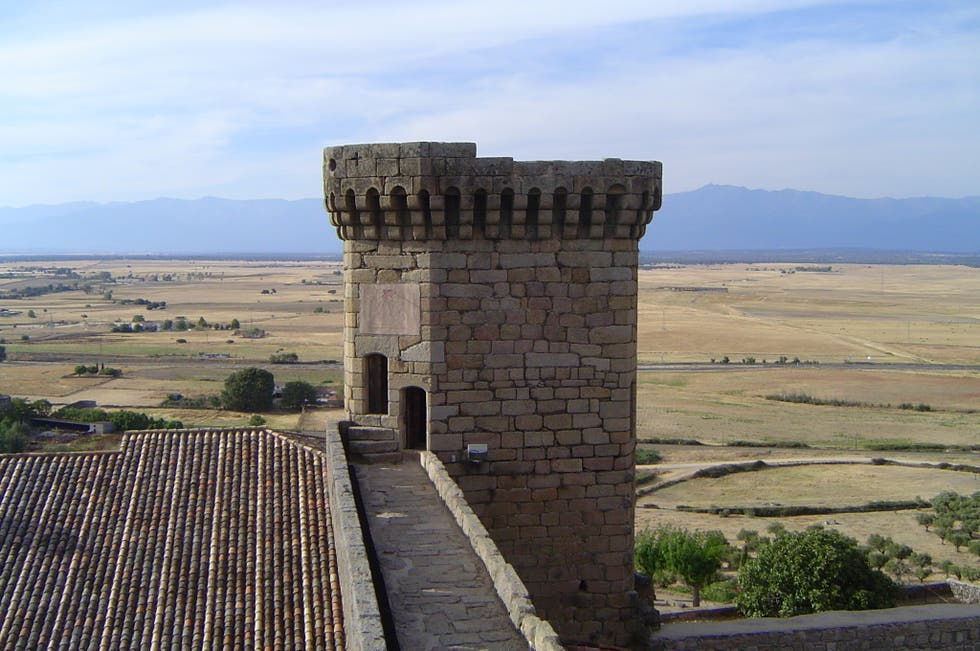 Fortification in Oropesa