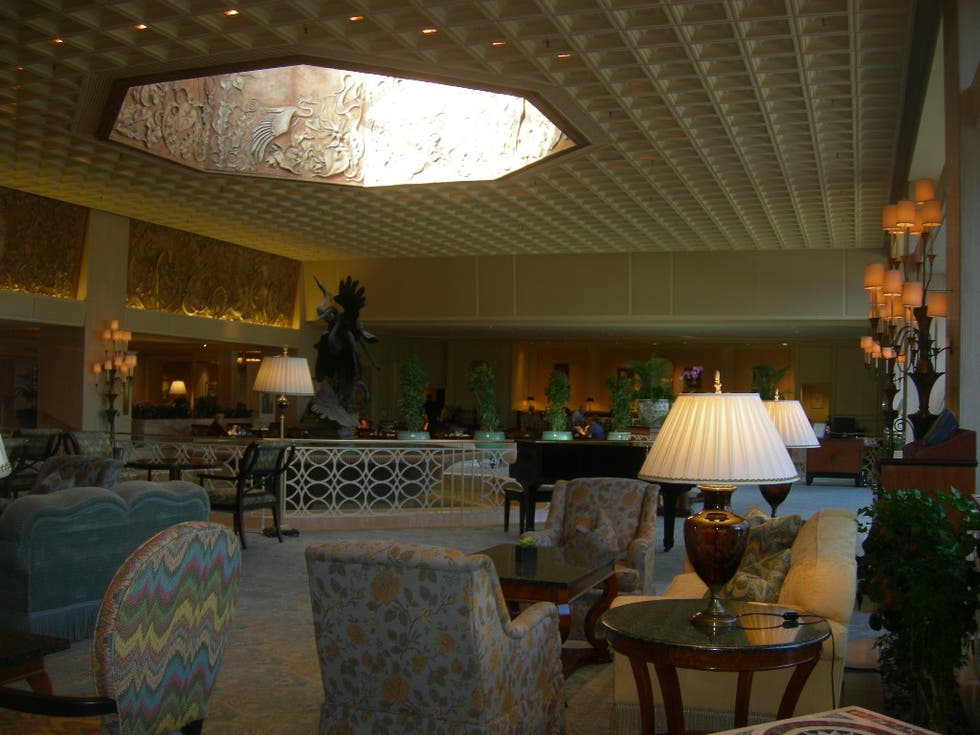 Sala en The Ritz-Carlton, Chicago