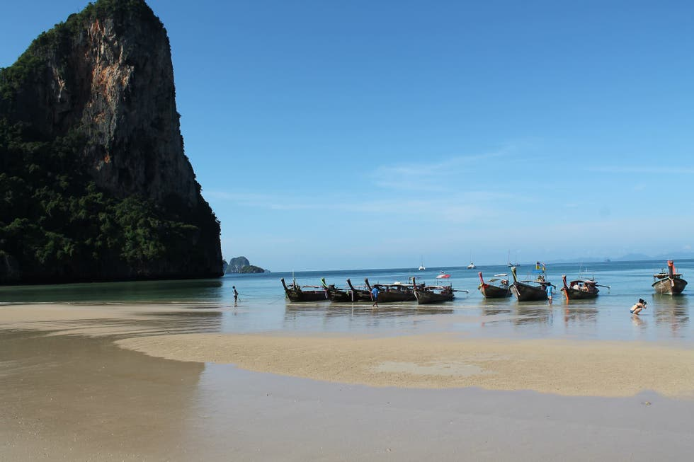 Orilla en Railay Beach Viewpoint