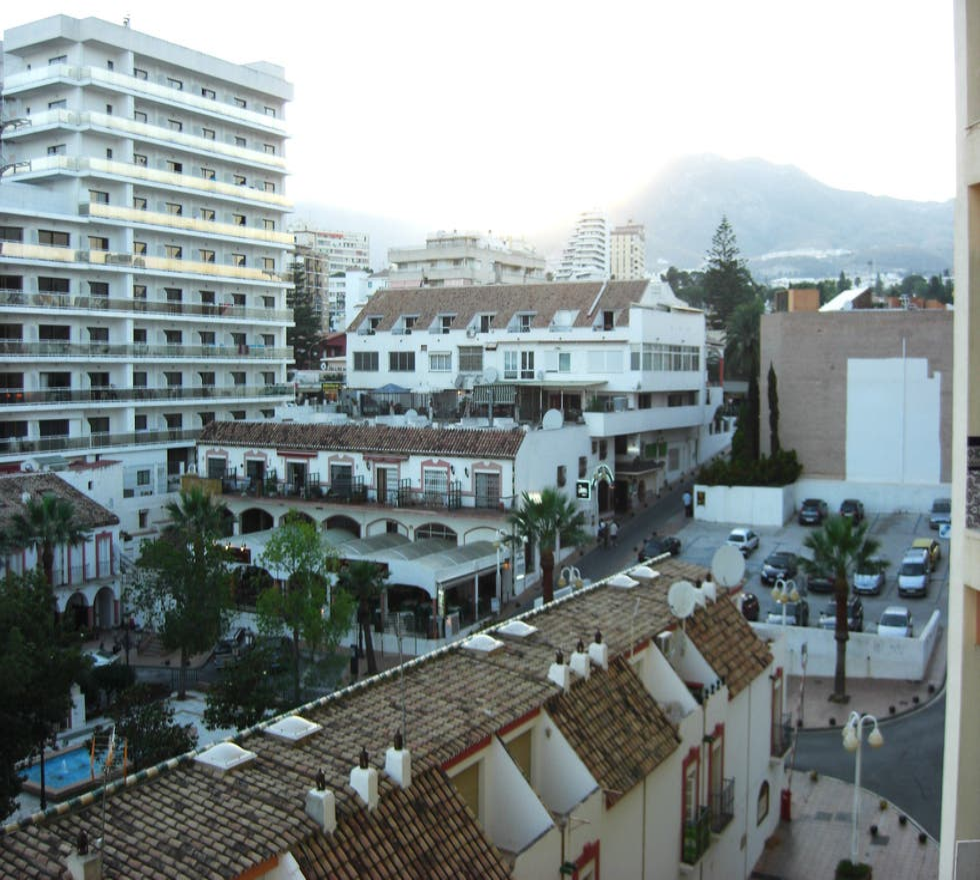 Zona urbana en Puerto marítimo de Benalmádena