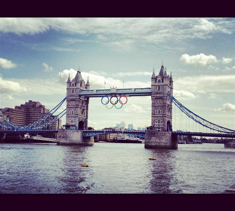 Puente en Tower Bridge