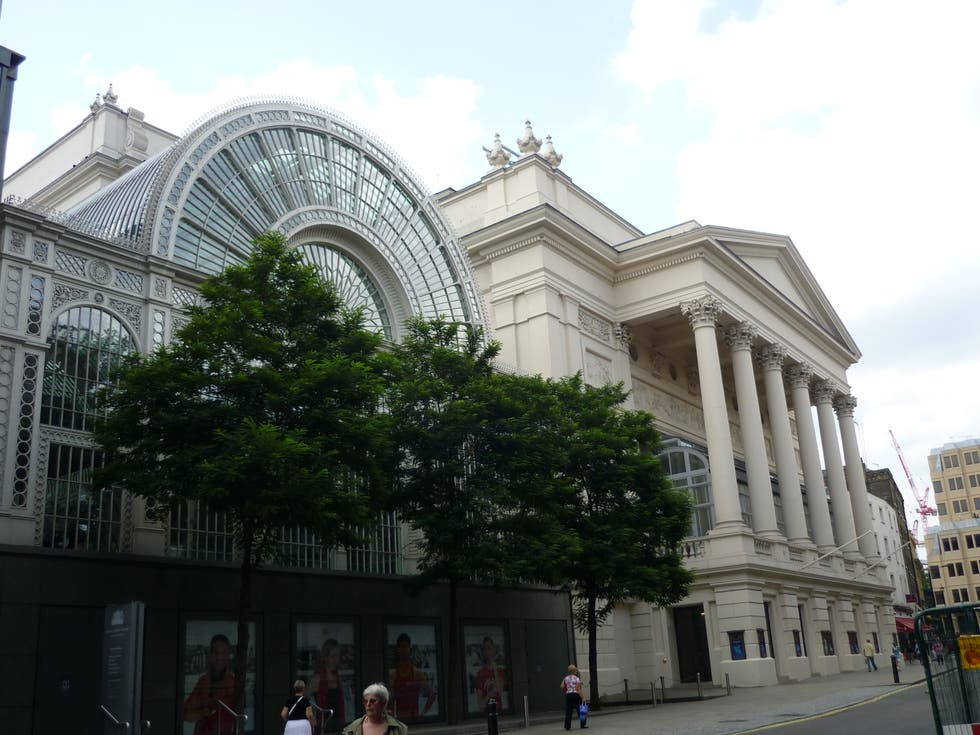 Catedral en Royal Opera House