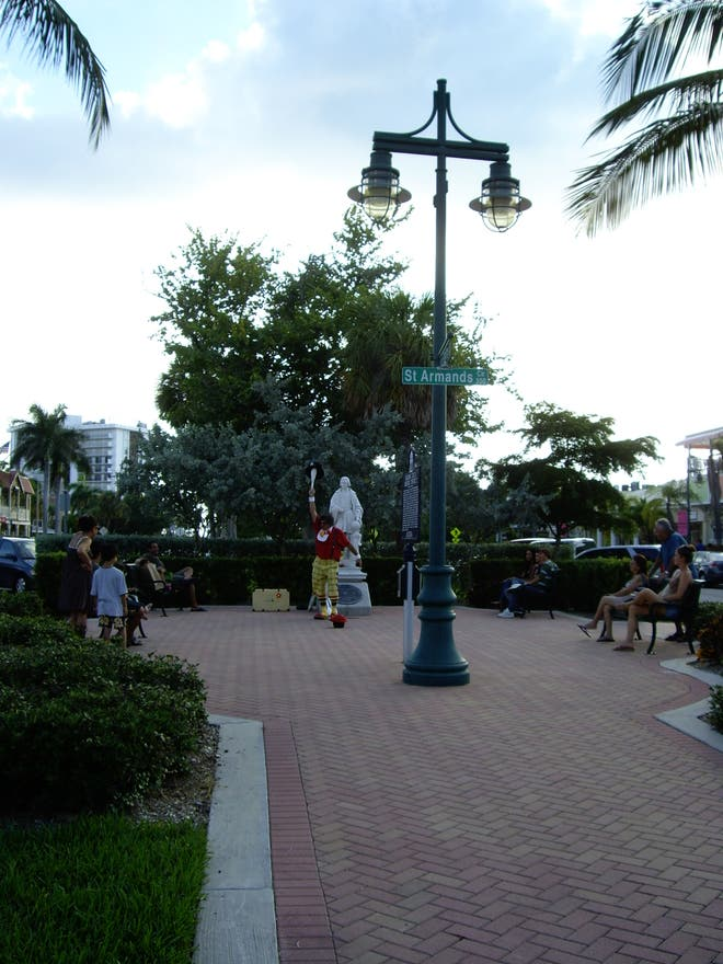 Ciudad en St Armands Circle