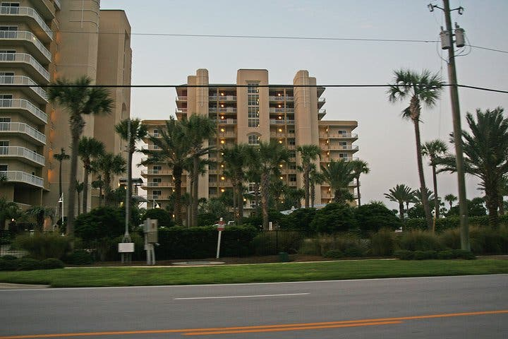 City in Destin