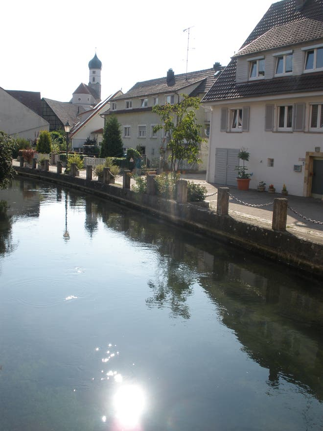 Body Of Water in Ehingen
