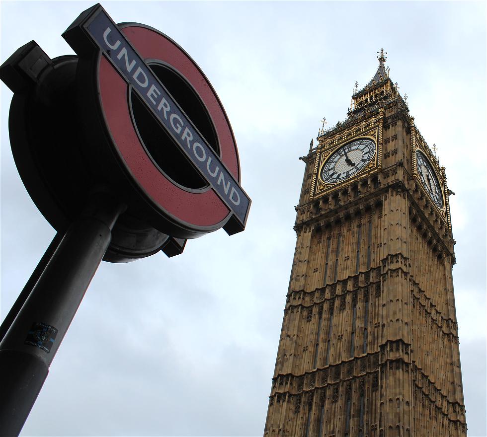 Tower in Big Ben