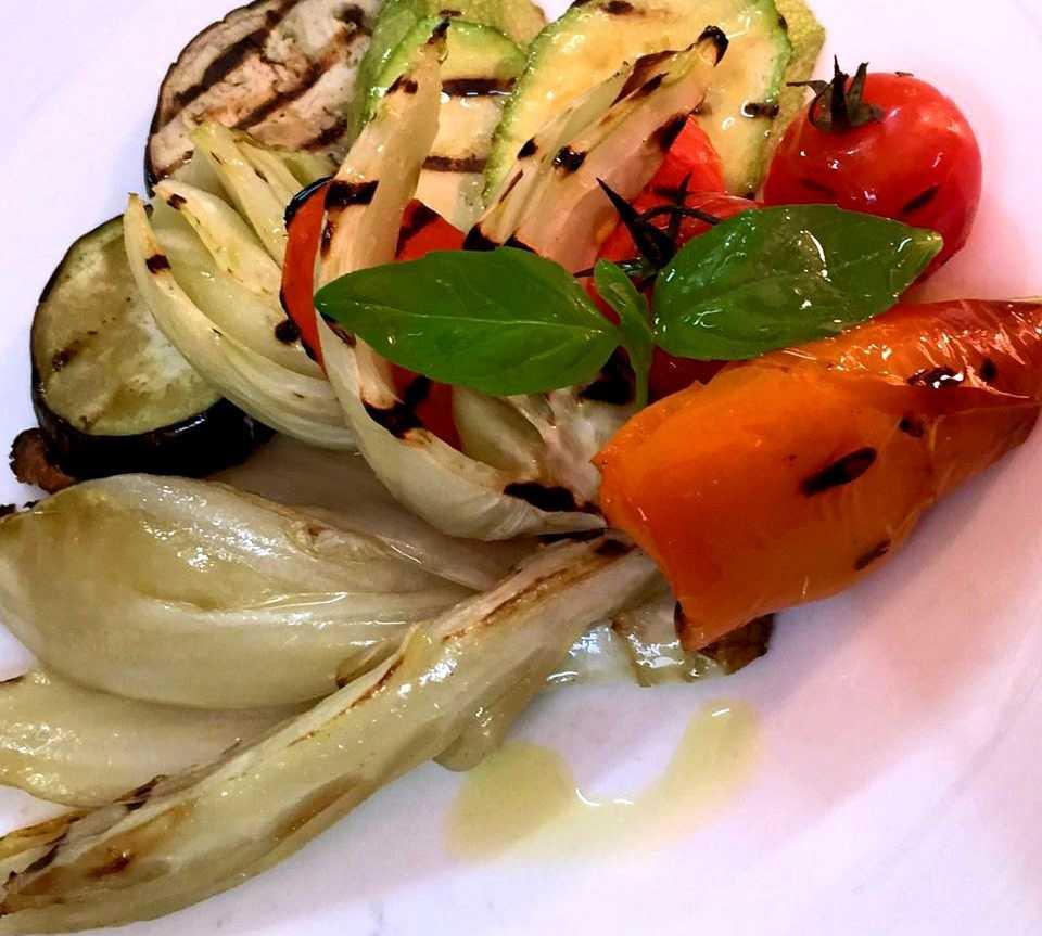 Comida en Restaurante Nuovi Sapori Perduti