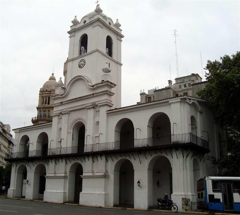 Iglesia en Cabildo