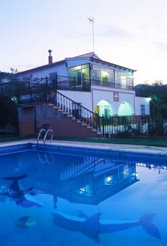 Swimming Pool in Las Navas de la Concepción
