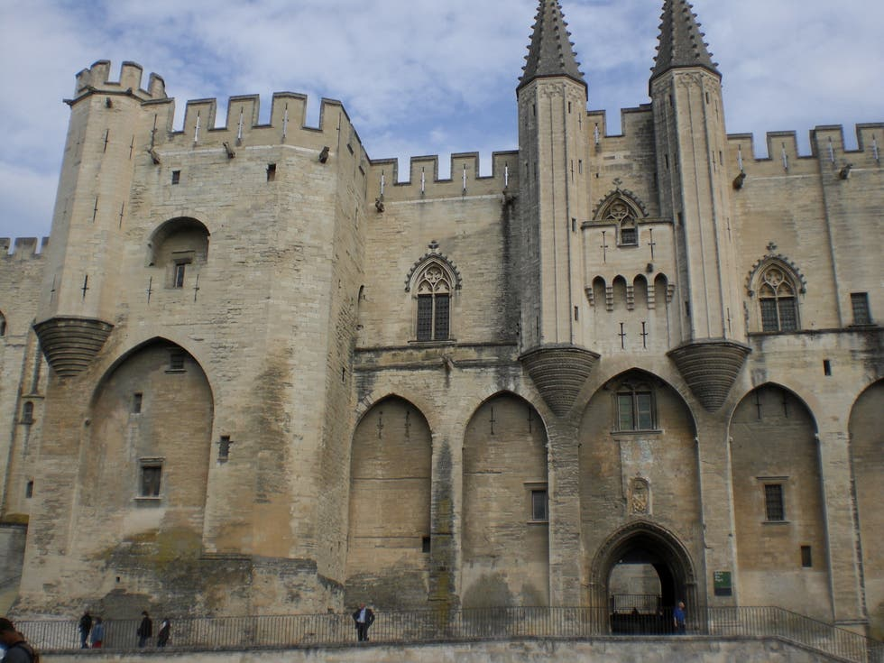 Ancient Roman Architecture in Avignon