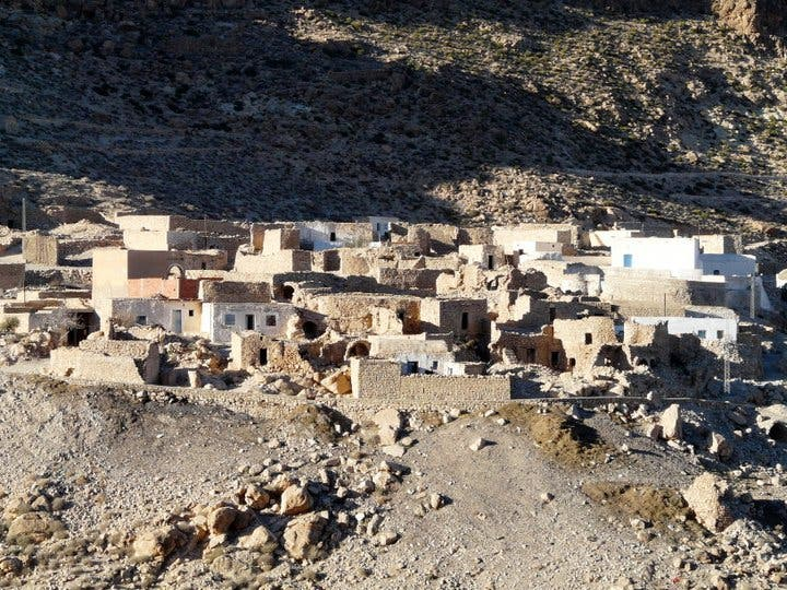 Ancient History in Qabis