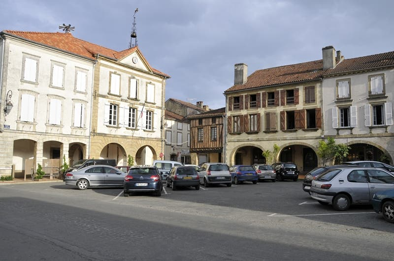 Town in Plaisance