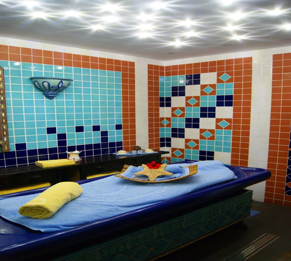 Suelo en Seaside Grand Hotel Residencia - Gran Lujo