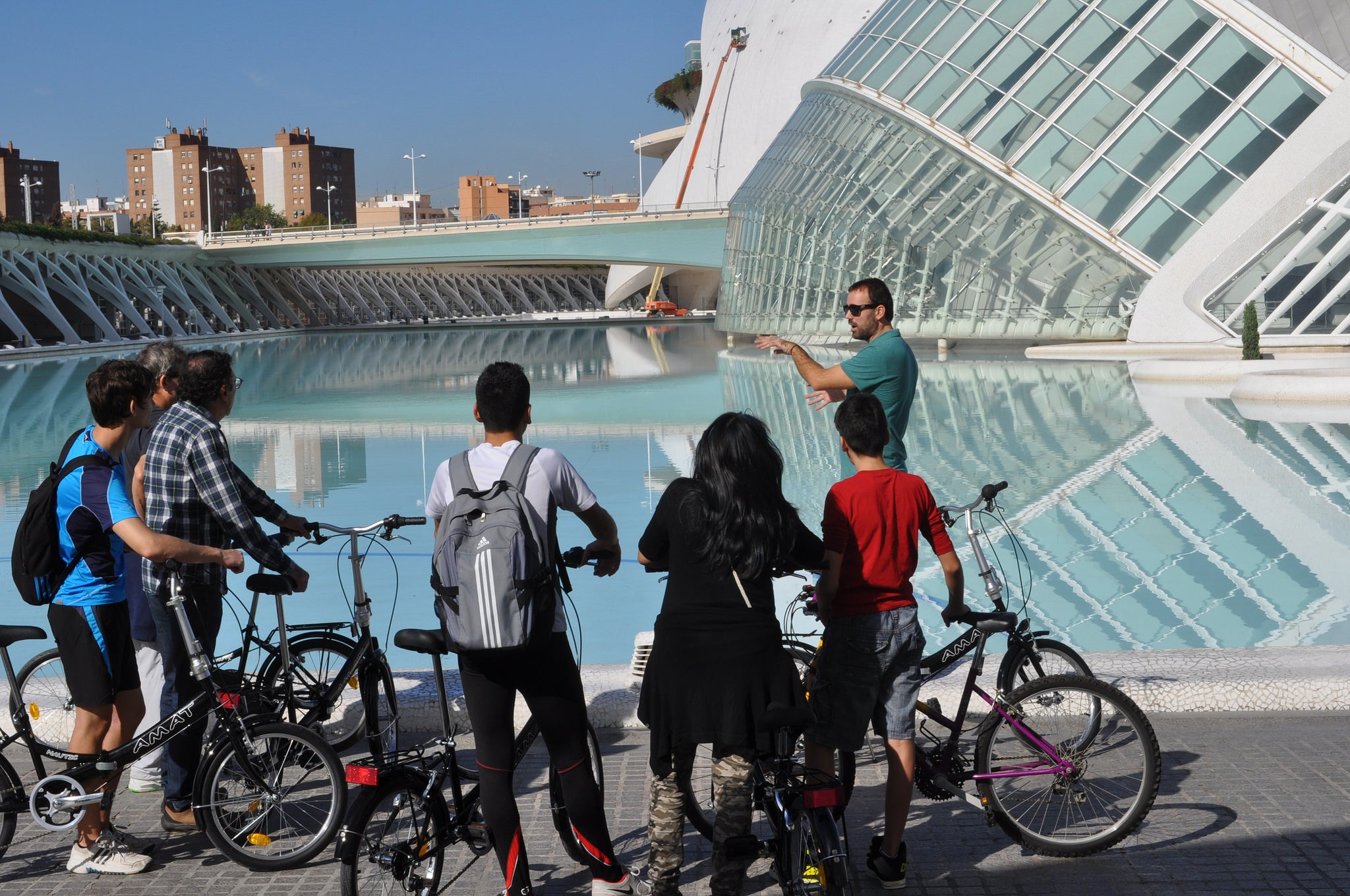 Cycle Sport in I Bike Valencia