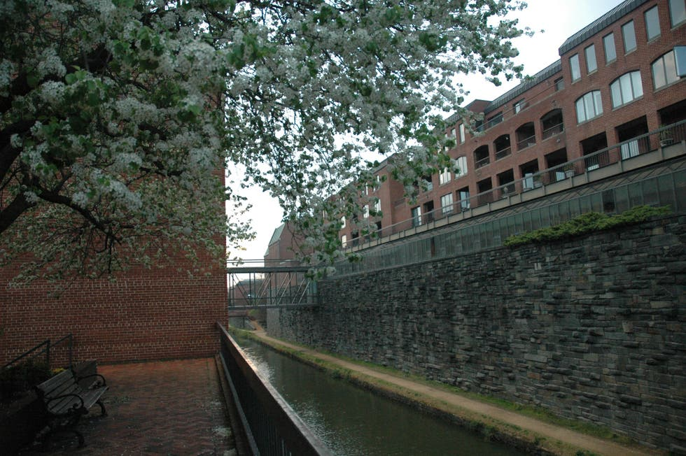 Canal en The Shops at Georgetown Park