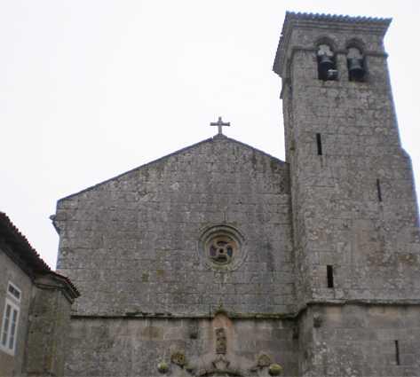 Church in Sandiás