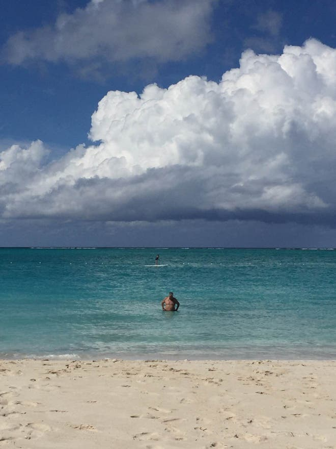 Nube en Hotel The Palms Turks and Caicos